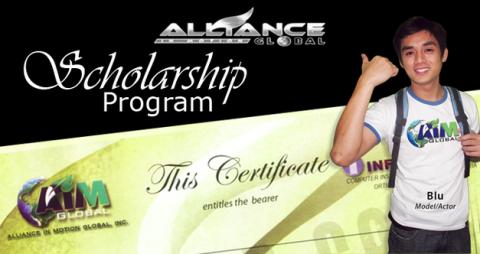Free Scholarship Certificate