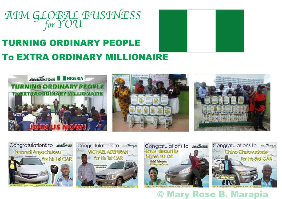 Nigeria-AIM Global CompensationPlan